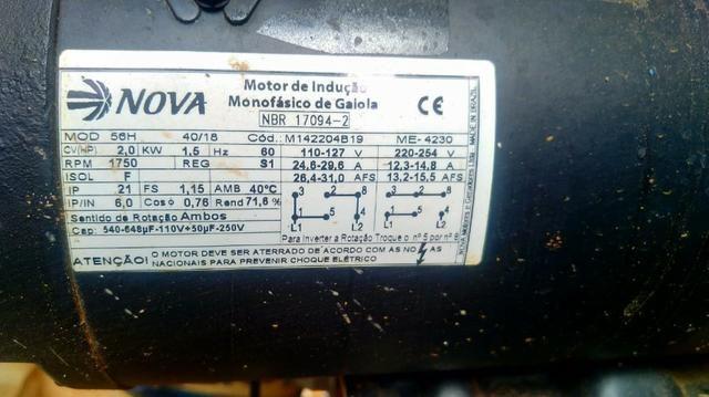 Lavadora Lava Jato de 300 libras 2HP - Chiaperini LJ 3000 - Foto 2
