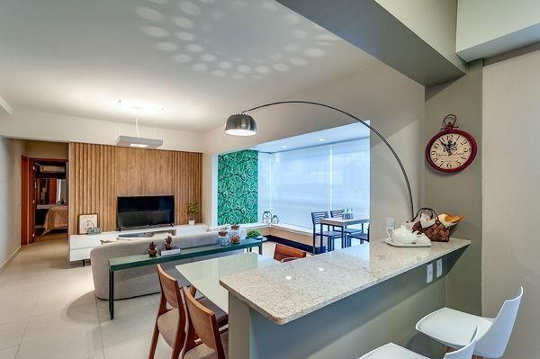 Apartamento  com 3 quartos no Conquist Residencial - Bairro Parque Amazônia em Goiânia - Foto 13