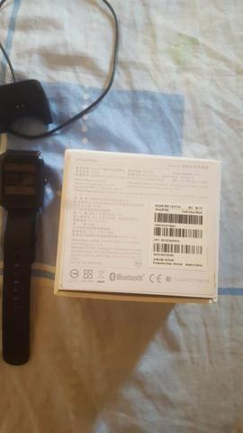 Relógio Smartwatch Xiaomi Amazfit Bip, Top