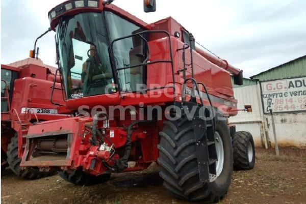 Case Axial Flow 2388, ano 2008/2008 - Foto 3