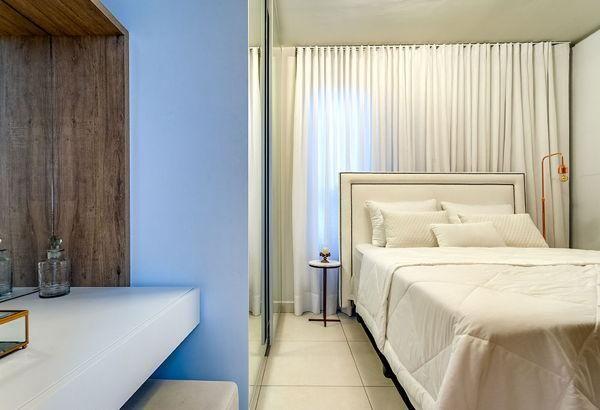 Apartamento  com 3 quartos no Conquist Residencial - Bairro Parque Amazônia em Goiânia - Foto 15