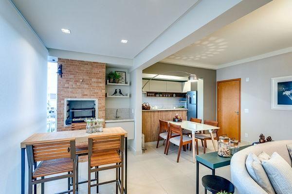 Apartamento  com 3 quartos no Conquist Residencial - Bairro Parque Amazônia em Goiânia - Foto 14
