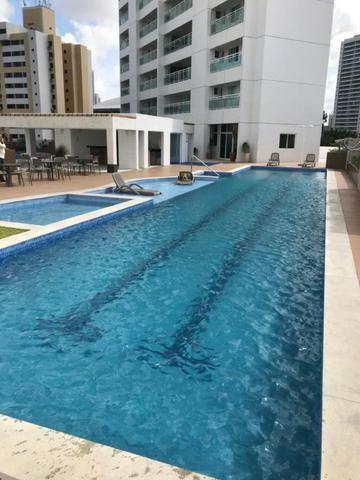 Marbella Home Club, Novo, 110m2, 3 Suítes, DCE, 2 Vagas e Lazer Completo. - Foto 4