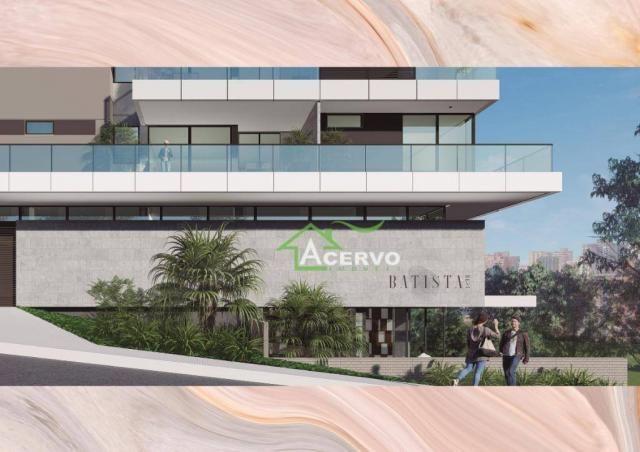 Apartamento Garden com 3 dormitórios à venda por R$ 649.900 - Granbery - Juiz de Fora/MG