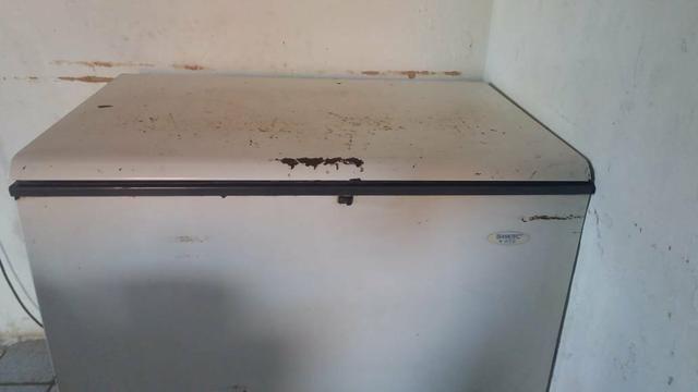 Balcão frio, balcão quente, freezer, armário de pão e vitrine - Foto 6