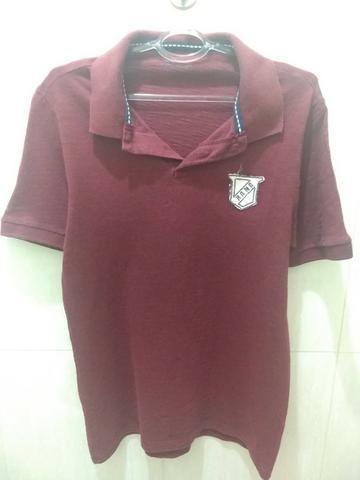 cd4987144c Camisa Polo Masculina Hering Vinho - Roupas e calçados - Jardim Tupã ...