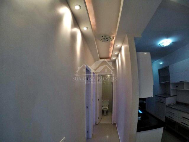 WC - Apartamento no porcelanato mais quintal privativo - ES