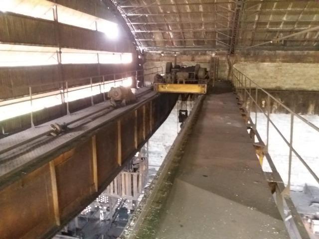 Ponte Rolante com Capacidade de 60 Toneladas - #2102 - Foto 2