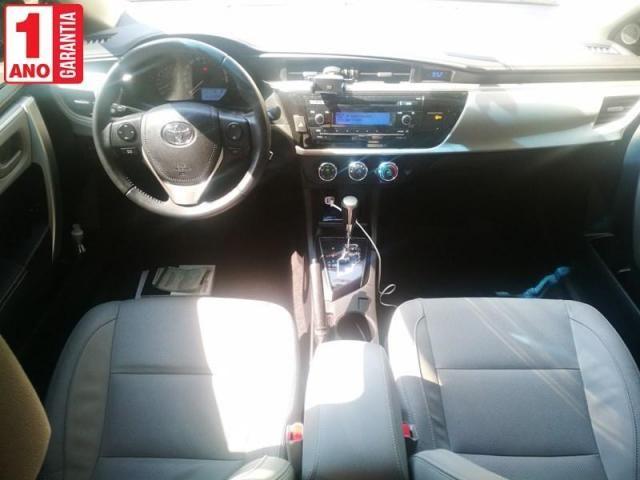 Corolla GLi Upper Black P. 1.8 Flex Aut. - Foto 5
