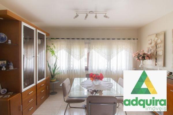 Casa com 4 quartos - Bairro Jardim Carvalho em Ponta Grossa - Foto 8