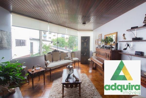 Casa com 4 quartos - Bairro Jardim Carvalho em Ponta Grossa - Foto 5