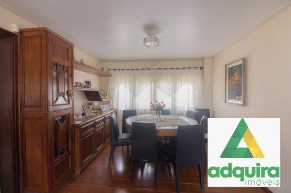 Casa com 4 quartos - Bairro Jardim Carvalho em Ponta Grossa - Foto 10