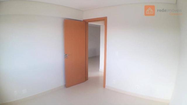 Apartamento com 2 Quartos, Churrasqueira, Para Alugar no Pioneiros Catarinense. - Foto 19