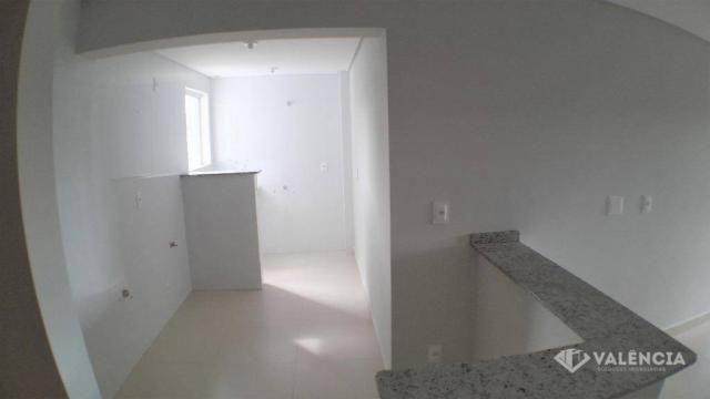 Apartamento com 2 Quartos, Churrasqueira, Para Alugar no Pioneiros Catarinense. - Foto 6