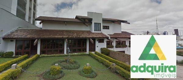 Casa com 4 quartos - Bairro Jardim Carvalho em Ponta Grossa - Foto 2