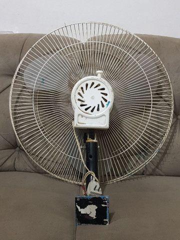 Ventilador de Parede Loren Sid, 60cm, 1 Velocidade - Foto 3