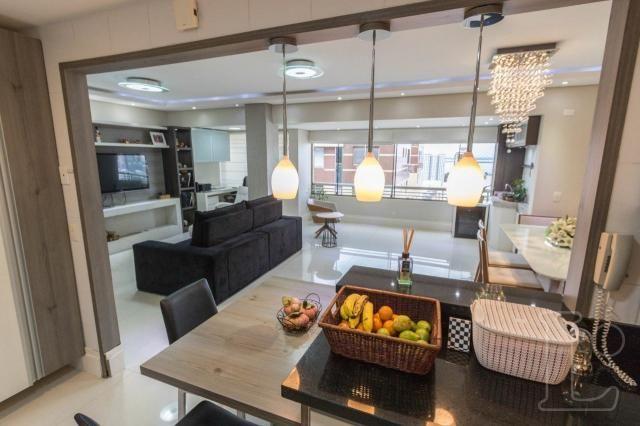 Apartamento à venda com 3 dormitórios em Menino deus, Porto alegre cod:LU270983 - Foto 13