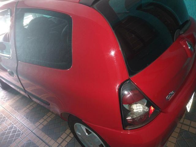 Renault Clio Authentic 2006 hi-flex - Foto 3