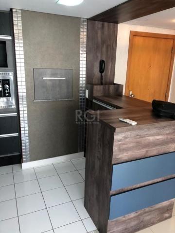 Apartamento à venda com 3 dormitórios em Azenha, Porto alegre cod:TR8375 - Foto 11