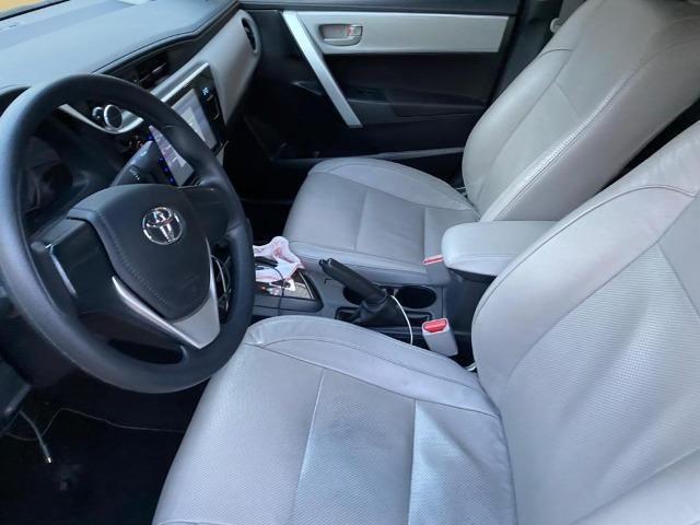 Corolla 1.8 Gli 2018 com GNV excelente pra Uber. Revisado com garantia de Fabrica - Foto 5