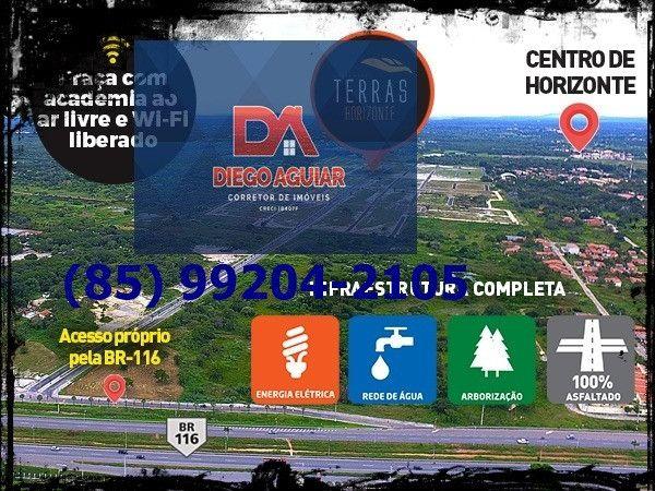 Lotes Terras Horizonte #$%¨& - Foto 4