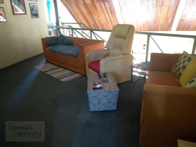 Casa com 5 dormitórios à venda, 850 m² por R$ 1.600.000,00 - Parque Votorantin - Mairiporã - Foto 12