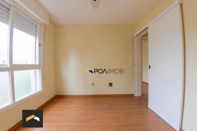 Apartamento com 2 dormitórios para alugar, 75 m² por R$ 2.130,00/mês - Rio Branco - Porto  - Foto 19