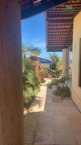 Casa com 4 dormitórios à venda, 455 m² por R$ 850.000,00 - Porto das Dunas - Aquiraz/CE - Foto 12