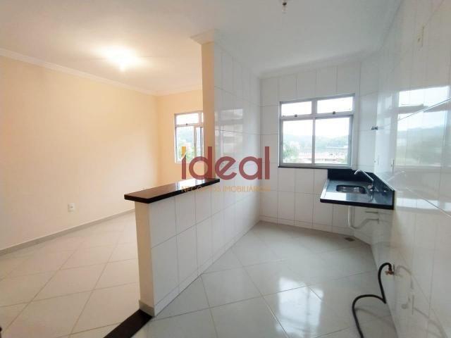 Apartamento para aluguel, 3 quartos, 1 suíte, 1 vaga, João Braz da Costa Val - Viçosa/MG - Foto 3
