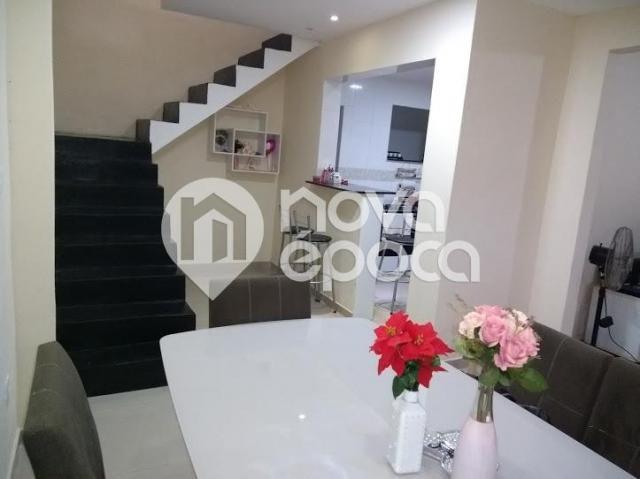 Casa de vila à venda com 2 dormitórios em Engenho de dentro, Rio de janeiro cod:ME2CV48229 - Foto 3