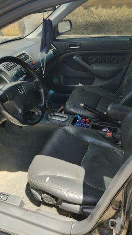 Civic Lxl 1.7 16v automático vtec 130cv