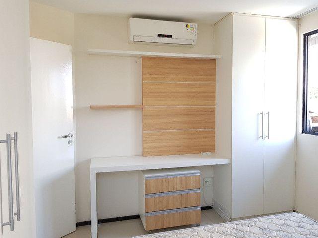 Alugo Apartamento Mobiliado na Ponta da Areia   - Foto 6