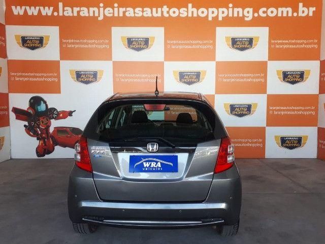 Honda-New Fit 1.4 Aut. 2014 - Foto 7
