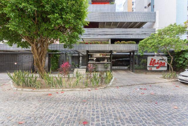 Flat 207, aluguel, possui 50 m2, 1 quarto, em Boa Viagem - Recife - PE, 100% climatizado - Foto 16
