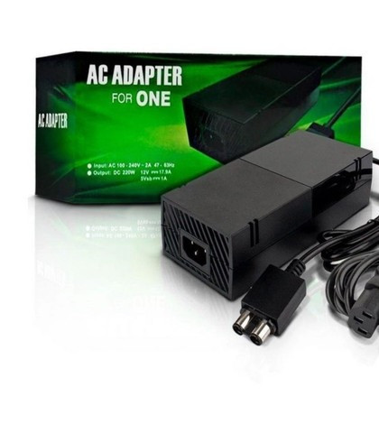 Fonte Xbox One Bivolt Ac Adapter 220v 110v
