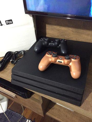 PS4 Pro aceito trocas