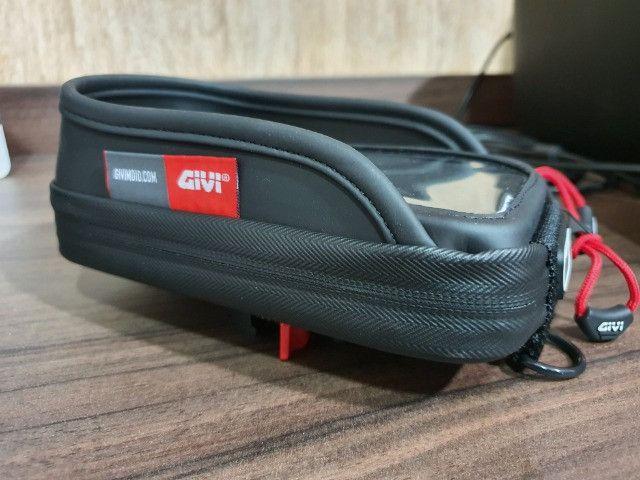Suporte Celular Smartphone Givi S957BBR - Foto 3