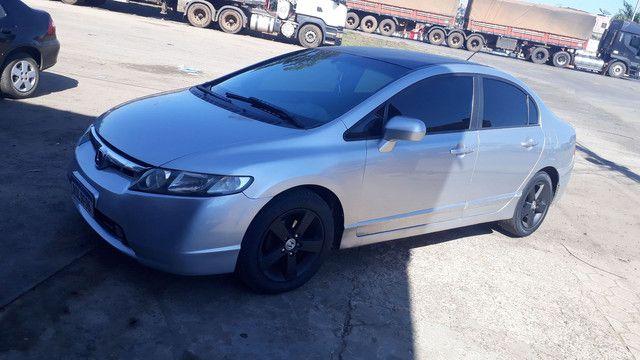 Vendo ou troco Honda Civic por corola  - Foto 2