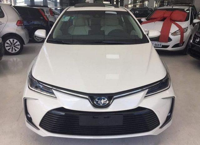 Toyota Corolla Altis Hybrid Premium 2021 0KM Venha Conferir !!! - Foto 2