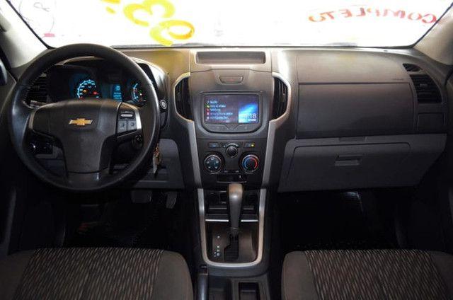 Chevrolet S10 Pick-up LT 2015 2.8 4X2 Diesel Automático - Foto 5