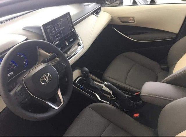 Toyota Corolla Altis Hybrid Premium 2021 0KM Venha Conferir !!! - Foto 4