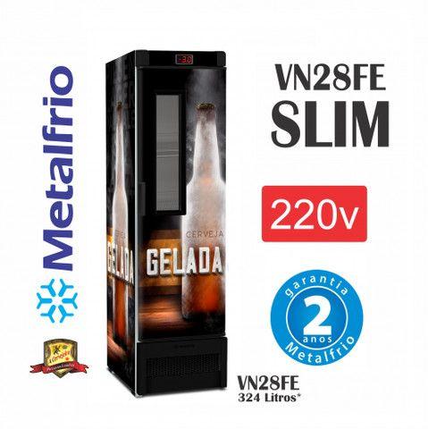 Cervejeira Slim 4 Caixas Vn28 Metalfrio - Foto 2