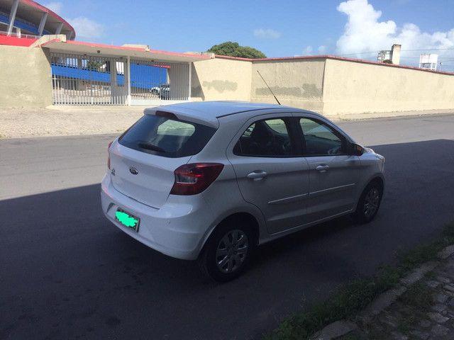 Ford ka 2017 vendo ou troco valor 35.500 - Foto 5