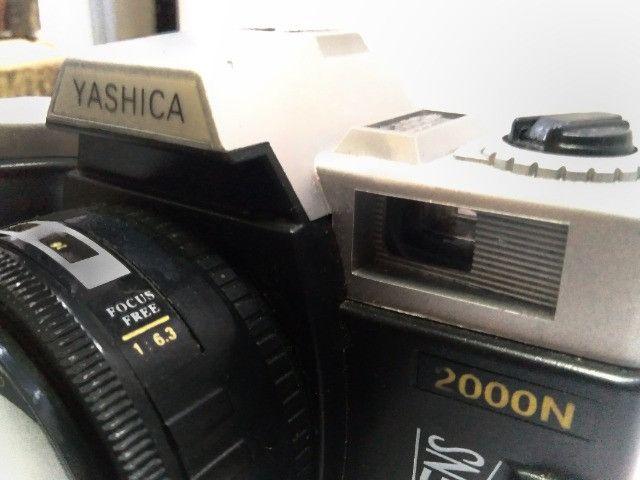 Câmera Máquina Fotográfica antiga - Foto 2