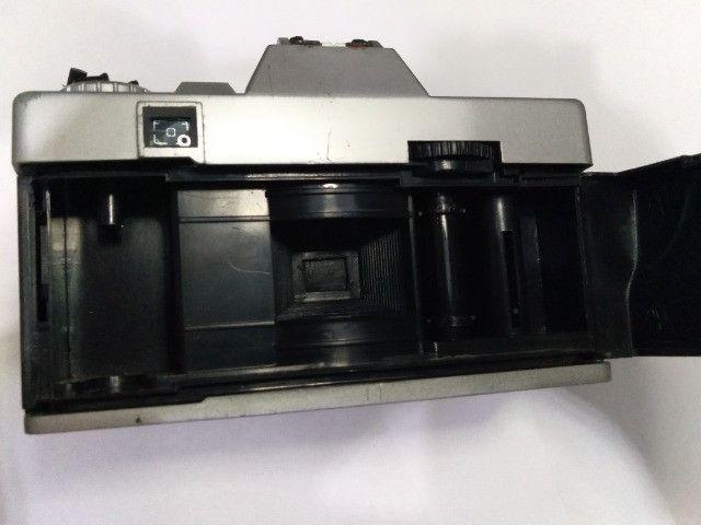 Câmera Máquina Fotográfica antiga - Foto 6