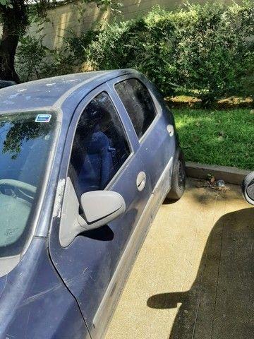 Chevrolet Celta 2005 1.0 Life 5p - Azul (batido parte traseira) - Foto 8