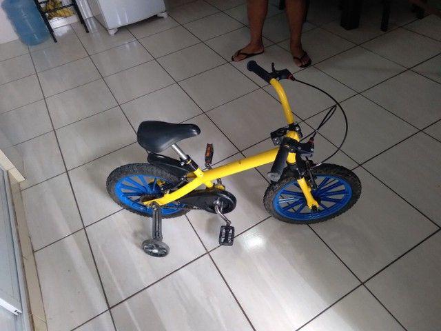 Bicicleta de criança A16