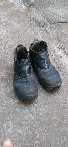 Calçado de segurança  - Foto 2