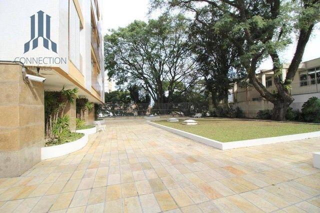 Apartamento com 3 dormitórios para alugar, 120 m² por R$ 2.000,00/mês - Centro Cívico - Cu - Foto 20