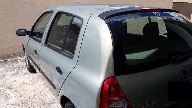 Vendo Clio 1.0 16V Expression 2005/2005 - Foto 3